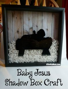 baby Jesus shadow bo