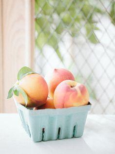 Peaches via Jennifer Davick