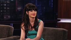 12 Reasons Zooey Deschanel Will Make the Most Adorkable Mom