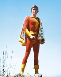 SHAZAM! TV series, which debuted September 7, 1974.