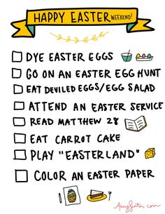Celebrate Easter With These Fun Family Activities | Intentional Living Easter Activities, Holiday Activities, Family Activities, Easter Countdown, Easter Service, Easter Specials, Monthly Themes, Easter Weekend, Easter Celebration