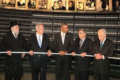 President Obama at Yad Vashem, Friday, March 2013 Shimon Peres, Benjamin Netanyahu, Rabbi, Us Presidents, Prime Minister, Barack Obama, Israel, Names