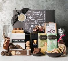 Buy Chocolate & Sweet Gift Baskets and Hampers from Gourmet Basket Australia. Hassle-free Chocolate gift basket delivery available! Chocolate Basket, White Chocolate Bark, Chocolate Hampers, Chocolate Delight, Death By Chocolate, Chocolate Sweets, Chocolate Gifts, Chocolate Lovers, Wine Hampers