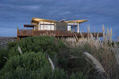 Residence in Punta Piedras, , Uruguay by Estudio Martin Gomez Arquitectos