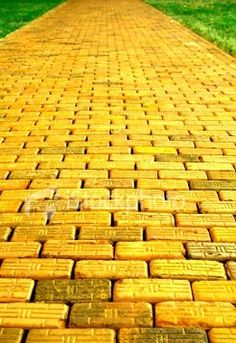 Yellow Brick Road :)