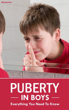Puberty is a tough time for you and your kid. As your son is approaching puberty, or already experiencing it, read on to learn more about puberty in boys.