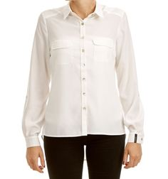 ANVER BLOUSE OFFWHITE via Jascha online store. Click on the image to see more!