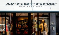 McGregor-moeder Doniger Fashion Group failliet