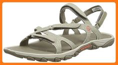 854a822588bc Merrell womens Merrell Ladies Enoki Convertible Hydro Walking Sandals Brown  Synthetic UK Size 5 (EU