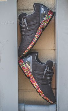 adidas Originals ZX Flux Multicolour Sole