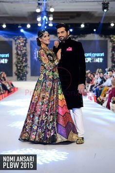 The PFDC L'Oréal Paris Bridal Week 2015 just ended recently and there were quite a few Bridal outfits that I loved. Mehendi Outfits, Pakistani Outfits, Indian Outfits, Party Wear Dresses, Bridal Dresses, Girls Dresses, Bridal Outfits, Formal Dresses, Walima Dress