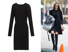 The Surprising Store Where Hollywood's Elite Stars Are Scoring Their Fall Wardrobes - Gigi Hadid  - from InStyle.com