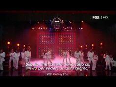 "▶ Glee3x16 - ""Stayin' Alive"" (Bee Gees) - YouTube"