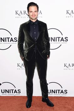 Sebastian Stan attends the UNITAS 2nd annual gala against human trafficking at Capitale on September 13, 2016 in New York City.