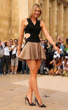 Maria Sharapova and those legs!