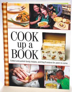 Make your own cookbook gift!