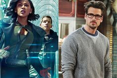 Come September 21, tune in to FOX to watch #MinorityReport the series. It's one to look out for.
