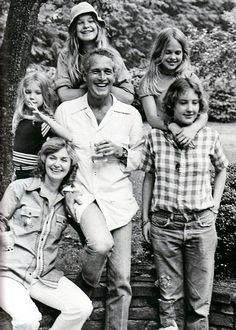 las3nochesdeeva:     Newman Family
