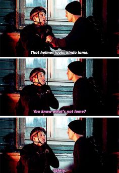 22 Jump Street- Safety is never lame xD Smiles And Laughs, Just For Laughs, Funny Movies, Good Movies, Comedy Movies, 22 Jump Street, Favorite Movie Quotes, Z Cam, Movie Lines