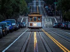 SF Cable Car No. 11b by T. Malachi Dunworth  on 500px
