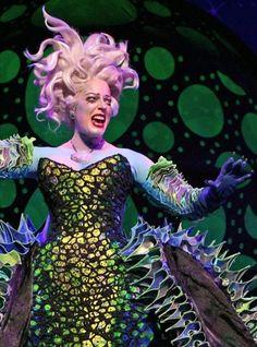 "Sherri René Scott as Ursula in ""The Little Mermaid,"" 2008"