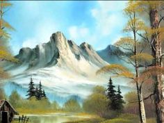 bob ross mountain lake painting - bob ross mountain lake paintings for sale. Shop for bob ross mountain lake paintings & bob ross mountain lake painting artwork at discount inc oil paintings, posters, canvas prints, more art on Sale oil painting gallery.