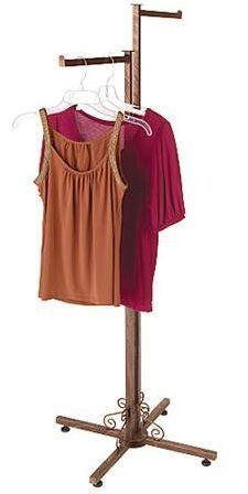 clothing rack elegant garment rack display store rack