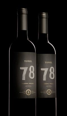 Tonel 78 on Packaging of the World - Creative Package Design Gallery