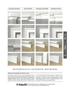 moldings-there is a difference