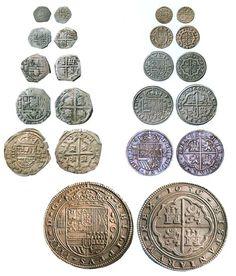 Monedas Acuñadas en Segovia