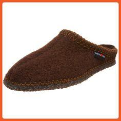 Haflinger Women's AS65 Classic Slipper,Kaffee,40 EU (US Women's 9 M) - Slippers for women (*Amazon Partner-Link)