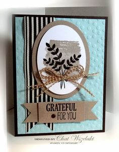 For All Things, Me, My Stamps and I, Stampin' Up