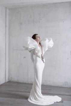 Haute Couture - Stephane Rolland S/S 2017 Collection • FSHN Magazine