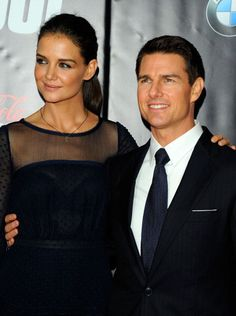 11. Tom Cruise and Katie Holmes - The Hottest Celebrity Couples