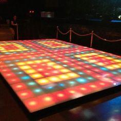 2001 Odyssey Floor where Saturday Night Fever was Filmed!
