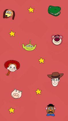 Pop Art Wallpaper, Kawaii Wallpaper, Cute Wallpaper Backgrounds, Wallpaper Iphone Cute, Tumblr Wallpaper, Screen Wallpaper, Mobile Wallpaper, Whatsapp Wallpapers Hd, Toy Story Movie