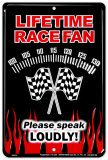 Lifetime Race Fan