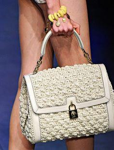 Borse Dolce & Gabbana, Primavera Estate 2012