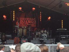 Festival Django Reinhardt στην πόλη Samois-sur-Seine, Île-de-France