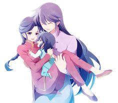 Shiryu, Ryuho y Shunrei 3.