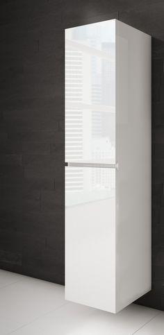 Lingerie salle de bain blanche - AQUA MOBILIA. Disponible chez Montréal - Les - Bains Aqua, Tall Cabinet Storage, Lingerie, Furniture, Home Decor, Budget, House, Homemade Home Decor, Lingerie Set