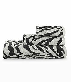 Bay Linens Animalprint Bath Towels Dillards Brynlee Bathroom Animal Print Kids