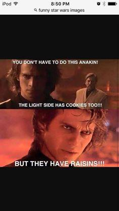 lmao! Star Wars.