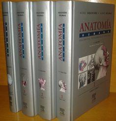 Rouviére - Anatomía Humana 4 Tomos  #Anatomia #RouviereAnatomia #LibrosdeAnatomia #Medicina #LibrosdeMedicina