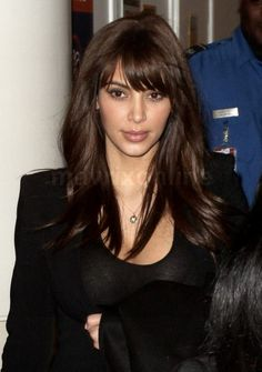 bangs and color