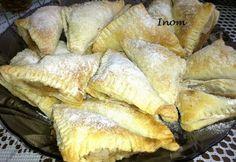 Fahéjas-almás leveles tészta Bread, Cheese, Food, Party, Basket, Brot, Essen, Parties, Baking