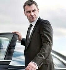 CHRIS VANCE -Transporter - New TV Series on TNT this Fall. He's been playing Jane Rizzoli's on again, off again  love interest on the Rizzoli and Isles series  also on TNT.  He's the unsuspecting father of Jane's unborn baby.