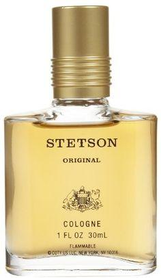 Stetson Cologne by Stetson, 1 Fluid Ounce  http://www.themenperfume.com/stetson-cologne-by-stetson-1-fluid-ounce-2/