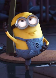 Minions...Love the look!