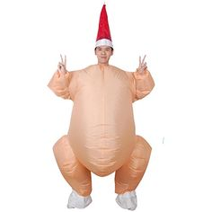 H&ZY Adult Inflatable Adult Party Costume Suit Ride On Carry Me Fancy Dress Jumpsuit Unicorn Costumes for Halloween are so hot this year don't miss out! Reindeer Costume, Halloween Masquerade, Masquerade Costumes, Funny Halloween Costumes, Adult Costumes, Unicorn Halloween, Cowboy Costumes, Animal Costumes, Animales